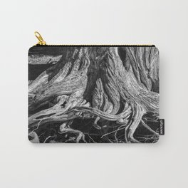 Gnarled Ancient Tree Roots Carry-All Pouch