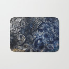 Jupiter Blues Bath Mat