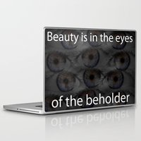 swag Laptop & iPad Skins featuring Eyes [SWAG] by SWAG!