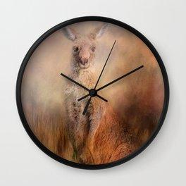 Meet The Neighbour Wall Clock