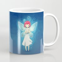 tooth Mugs featuring Tooth Fairy by Freeminds