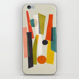 Sticks and Stones iPhone Skin