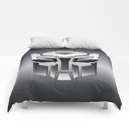 Autobot Steel Chrome Comforters