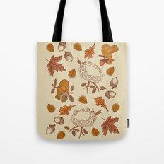 Fly Away Fall Tote Bag