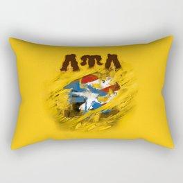 LUL Puerto Rican 2013 Rectangular Pillow