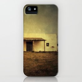 Cabo Polonio House iPhone Case