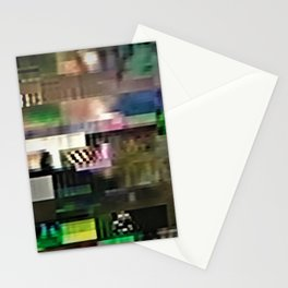 Limo Abstract Stationery Cards