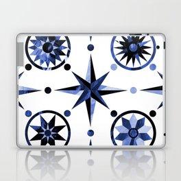 Nautica Blue Laptop & iPad Skin