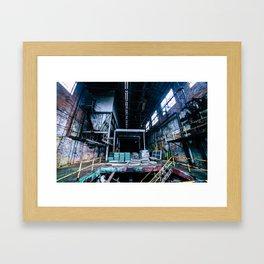 Abandoned Asylum I Framed Art Print