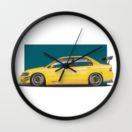 Evo Wall Clock