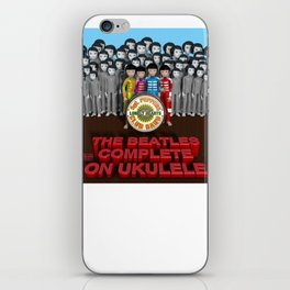 Sgt. Pepper's Lonely Hearts Club Band iPhone Skin