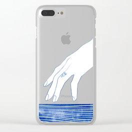 Nereid XXXIV Clear iPhone Case