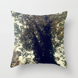 The Trees - Just The Two Of Us Throw Pillow
