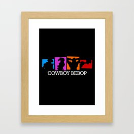 Space Enforcer Framed Art Print