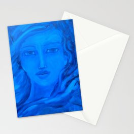 Calm Amidst the Storm Stationery Cards