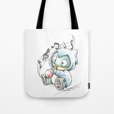 Lax Now. Munch Later Tote Bag
