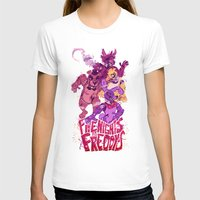 fnaf T-shirts featuring Five Nights at Freddy's by Camille Dion-Bolduc