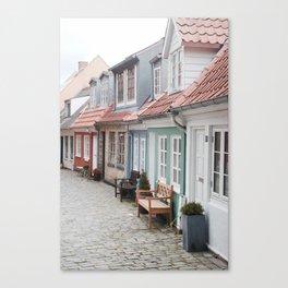 Aalborg, Denmark Canvas Print