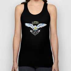 Owl Post Unisex Tank Top