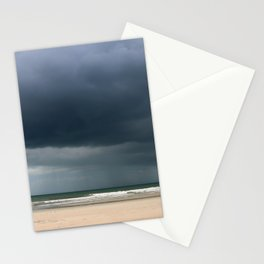 A Peaceful Day At The Seaside Stationery Cards