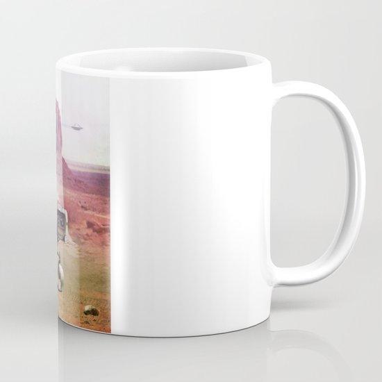 Behind you Mug