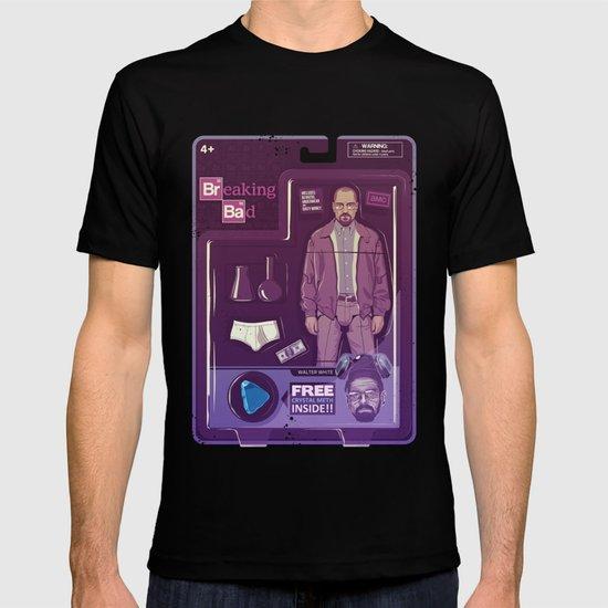BREAKING BAD ACTION FIGURES - Walter T-shirt