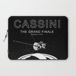 Cassini–Huygens Spacecraft September 15.2017 Laptop Sleeve
