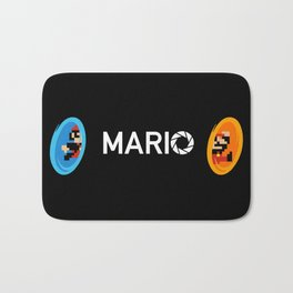 Super Mario Laboratories  Bath Mat