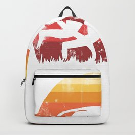 Monkey vintage Backpack