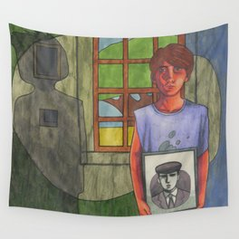 The End of the World Wall Tapestry