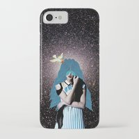 lsd iPhone & iPod Cases featuring LSD by Mrs Araneae