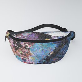 Frolicking the Blues Fanny Pack