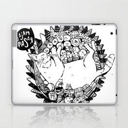 Jajan Pasar Meow Laptop & iPad Skin