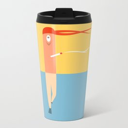 Pantless Project / FRANCOSCO Metal Travel Mug