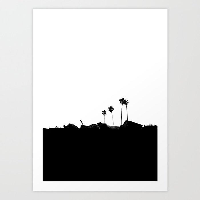 Palm 03 Kunstdrucke