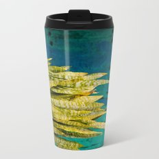 Blue Green Gran Canaria Colors Travel Mug