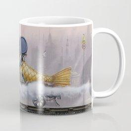 Steamed Fish Coffee Mug