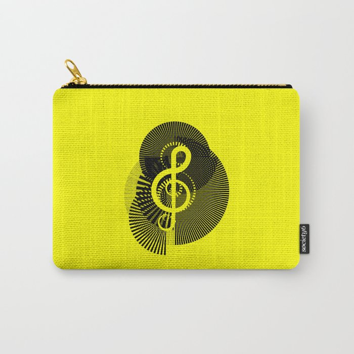 Clef Carry-All Pouch