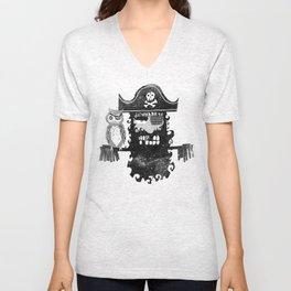 Trendy Pirate  Unisex V-Neck