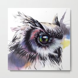 A gaze to infinity Metal Print