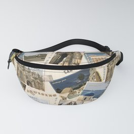 Oh the places you'll go Fanny Pack
