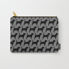 Beagle Silhouette(s) Carry-All Pouch