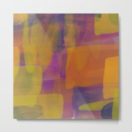 Abstract Painting #1 Metal Print