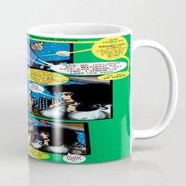 Bird of Steel Comix – 6 of 8 (Society 6 POP-ART COLLECTION SERIES)   Coffee Mug