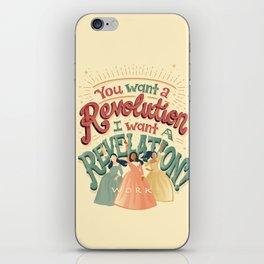 Revelation iPhone Skin