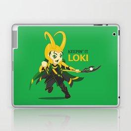 Keepin' it Loki Laptop & iPad Skin