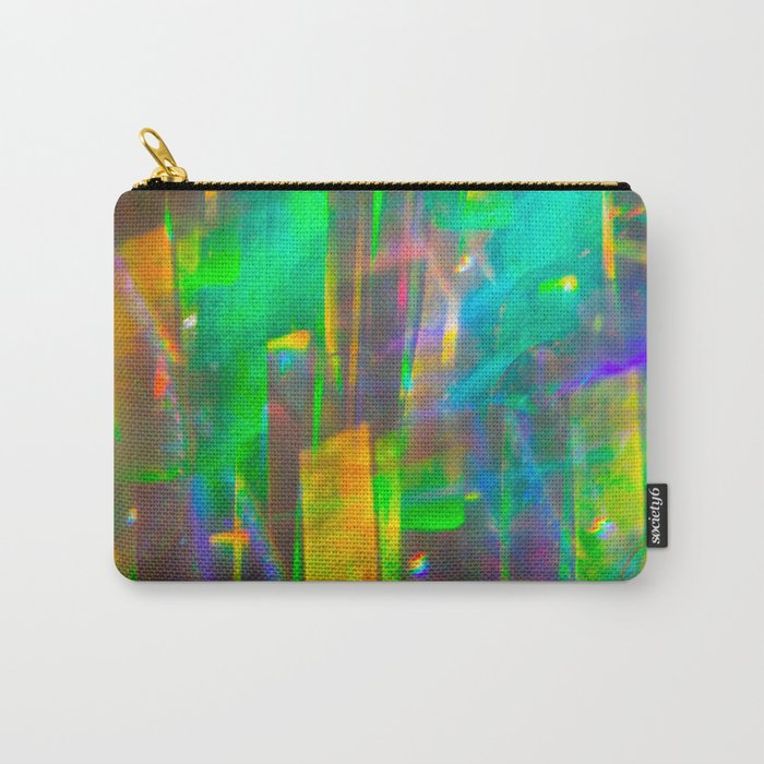Prisms Play of Light 4 Carry-All Pouch