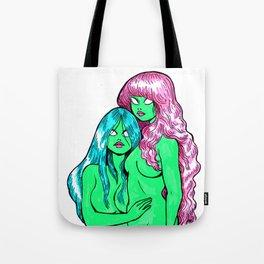 Little Greenies Tote Bag