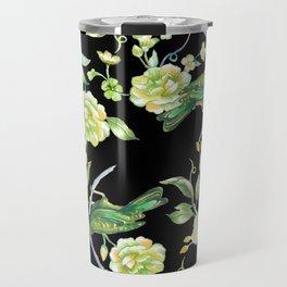 Botanical Tea Party Travel Mug