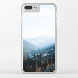 Million Dollar Highway Clear iPhone Case